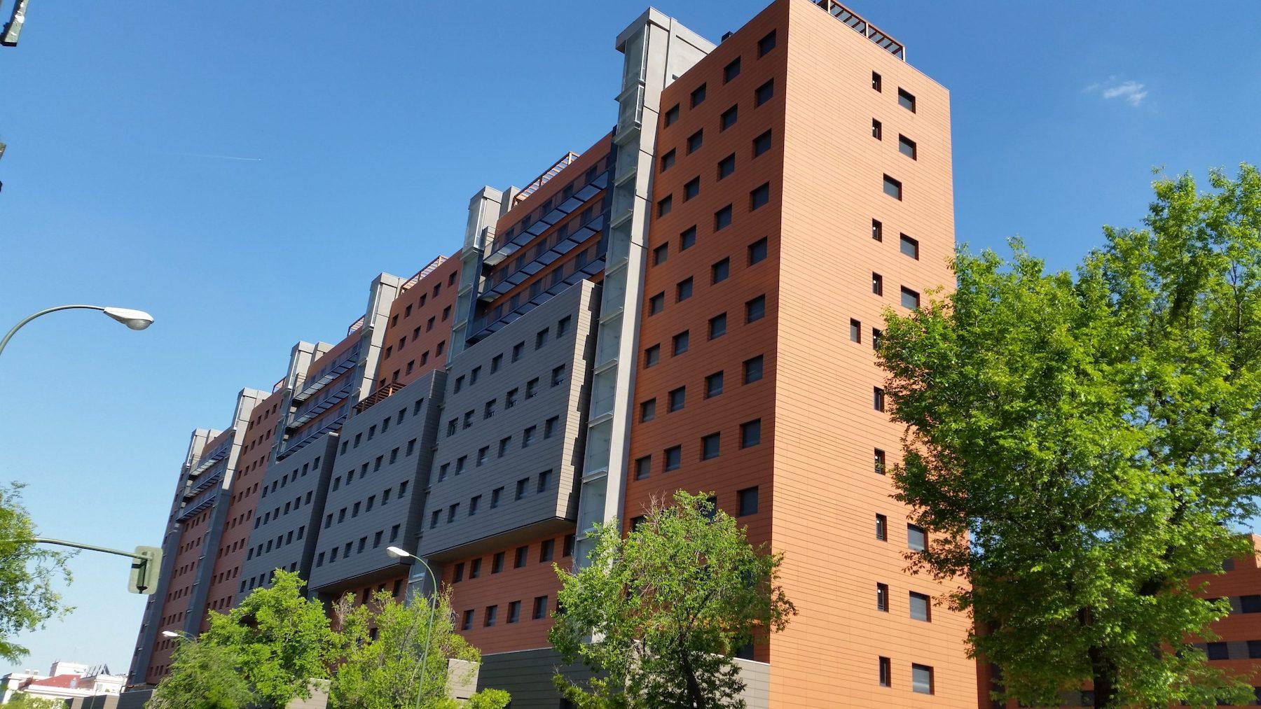 Promoción residencial pionera en geotermia